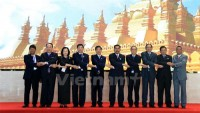 asean capital cities leaders gather in laos