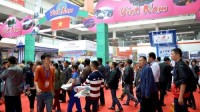 vietnam sets up over 300 booths at china vietnam intl trade fair