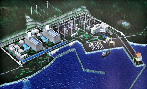 Gov't states reasons to cancel nuclear power project