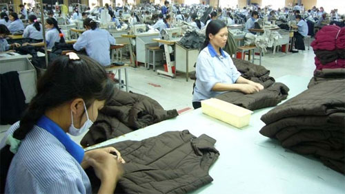 Vietnam's textile and garment exports grows in the first 10 months