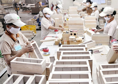 Agreement helps Vietnam boost timber exports to EU
