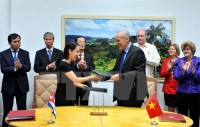 vietnam cuba bolster economic science technology ties