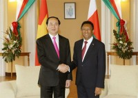 agricultural cooperation a pillar in vietnam madagascar ties