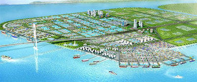 Over 300 million USD to develop seaport complex in Quang Ninh