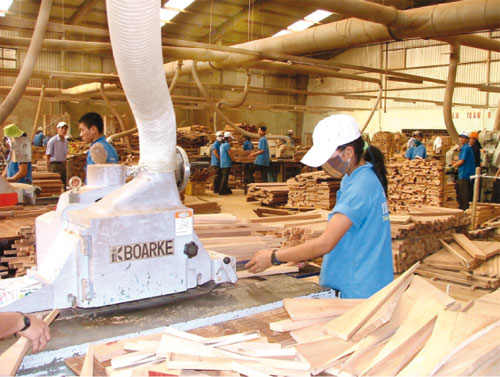 Opportunities for wood businesses increase