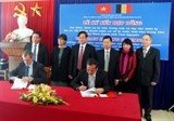 belgium supports development of sewerage wastewater treatment systems in thai nguyen