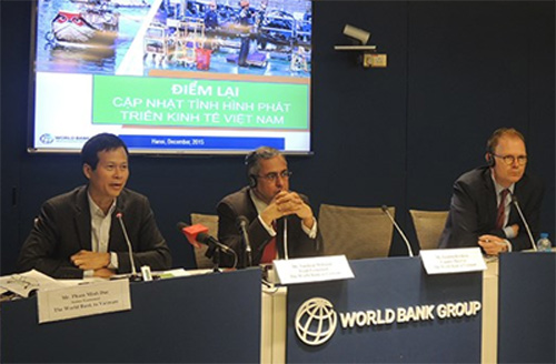 TPP Expected to Accelerate Vietnam's Domestic Structural Reforms: World Bank
