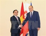 vietnam slovakia look to stronger relations