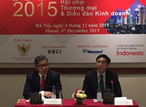 Indonesia launches trade, business fair