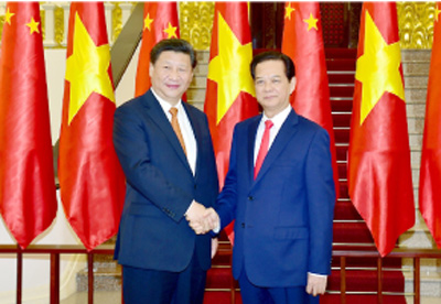 Vietnam, China agree to increase cooperation