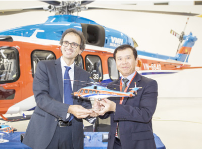 Discovering the latest medium-range helicopter