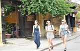 hoi an opens another walking street