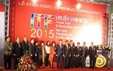 indonesia trade fair opens in hanoi