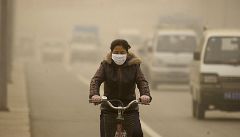 ADB approves 300-mln-USD loan to support air pollution control in Beijing