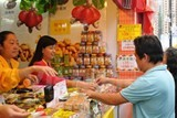 vietnamese cashews marketed to hong kongs biggest fair