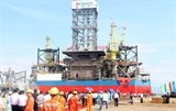 vns largest drilling rig launched