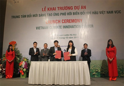 New Climate Innovation Centre opens