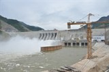 lai chau hydropower plants first turbine becomes operational