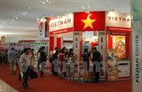 vietnam attends cambodian import export exhibition