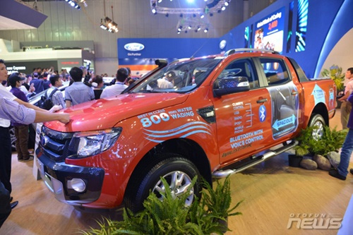 Pick-up trucks gain traction in VN