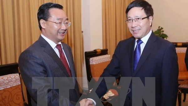 Guangxi yearns for pragmatic co-operation with Vietnam