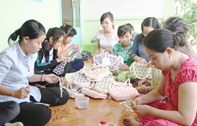 Expanding vocational training in Mekong Delta
