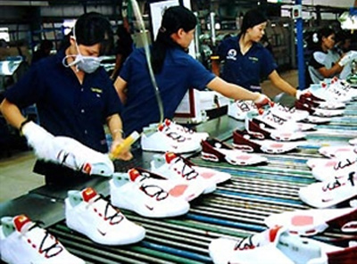 Footwear exports hit US$11 billion in 11 months