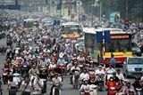 hanoi rearranges traffic to reduce congestion