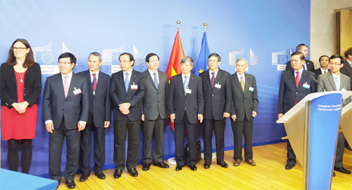 Trade, the backbone of EU-Vietnam cooperation