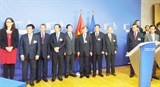 trade the backbone of eu vietnam cooperation