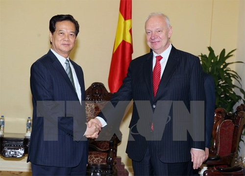 Press conference on Vietnam-Russia cooperation