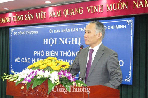 Southern businesses raised awareness of free trade pacts