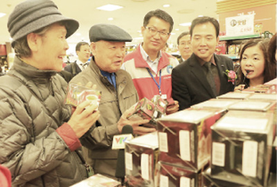 Vietnamese goods enter foreign markets